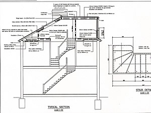 DJ Edmunds Somerset Loft Conversion Specialists on cupola plans, awning plans, rafter plans, porch plans,